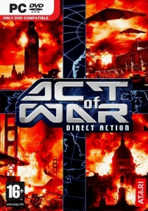 Act of War : Direct Action (PC)