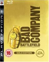 Battlefield Bad Company Limited Gold Edition (PS3)