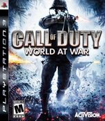 Call of Duty 5 : World at war - PS3