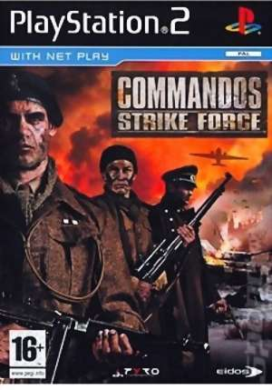 Commandos : Strike Force - PS2