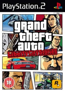 Grand Theft Auto (GTA): Liberty City Platinum - PS2