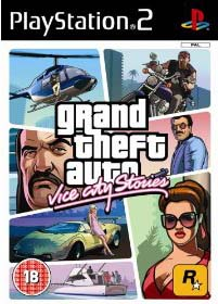 GTA: Vice City Stories (PS2)