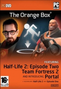 HALF LIFE 2 ORANGE BOX - PS3