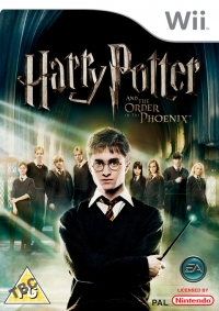 Harry Potter and The Order of The Phoenix - Wii