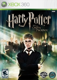 Harry Potter and the Order of the Phoenix - xbox 360