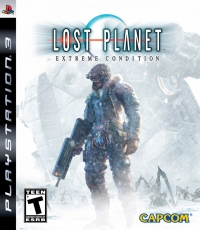 Lost Planet: Extreme Condition - PS3