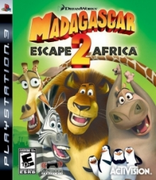 Madagascar: Escape 2 Africa - PS3