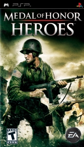 MEDAL OF HONOR: HEROES PLATINUM - PSP