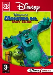 Monsters, Inc. Scare Island (PC)