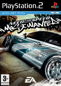 NFS: Most Wanted Platinum (PS2)