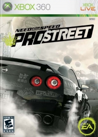 Need for Speed (NFS): ProStreet - xbox 360