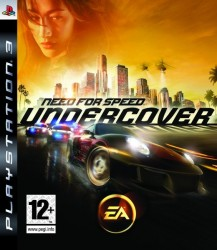 NFS: Undercover - PS3