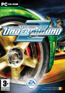 Need For Speed (NFS): Underground 2