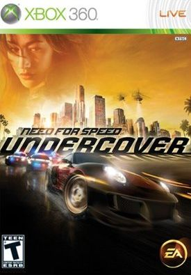 NFS: UNDERCOVER - xbox 360