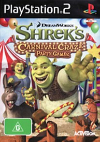 Shrek's Carnival Craze - PS2