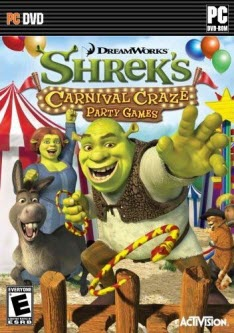 Shrek's Carnival Craze (PC)