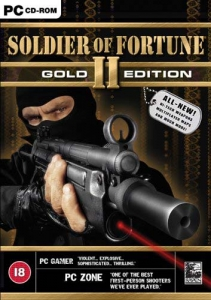 Soldier of Fortune 2: Gold Edition