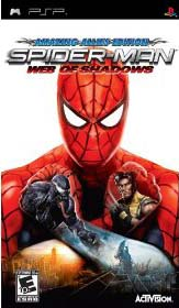 Spider-Man: Web of Shadows (PsP)