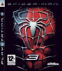 Spider-Man 3: The Movie - PS3