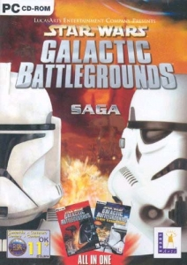 Star Wars: Galactic BattleGrounds Saga (PC)