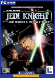Star Wars Jedi Knight: Dark Forces II + Mysteries of the Sith