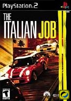The Italian Job - PS2
