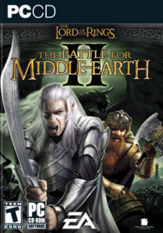 The Lord of the Rings (LOTR): The Battle for Middle-earth 2 CLASIC