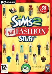 SIMS 2: H&M FASHION STUFF