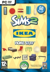 SIMS 2: IKEA HOME STUFF