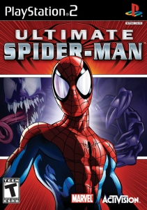 Ultimate SpiderMan - PS2