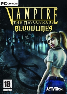 Vampire the Masquerade : Bloodlines (PC)