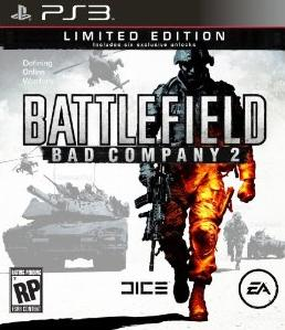 Battlefield: Bad Company 2 (PS3) LIMITED EDITION