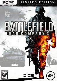 Battlefield Bad Company 2 (PC) LIMITED EDITION