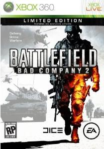 Battlefield Bad Company 2 (Xbox 360) LIMITED EDITION