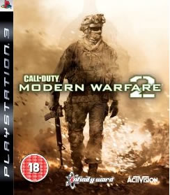 Call of Duty 6: Modern Warfare 2 (PS3)