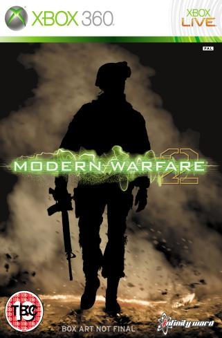 Call of Duty 6: Modern Warfare 2 (XBOX 360)