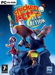 Chicken Little: Ace in Action (PC)
