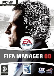 FIFA Manager 08 (PC)