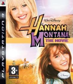 Hannah Montana The Movie Game (PS3)