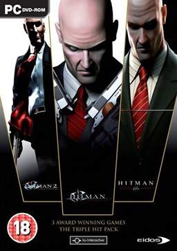 Hitman Triple Pack