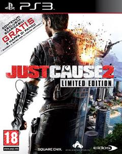 Just Cause 2: Limited Edition (PS3)