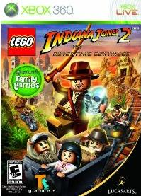 LEGO Indiana Jones 2 (Xbox 360)