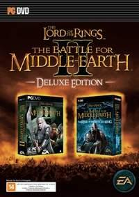 LOTR: The Battle for Middle−Earth II Deluxe
