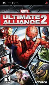 Marvel: Ultimate Alliance 2 (PsP)