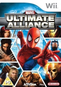 Marvel Ultimate Alliance -Wii