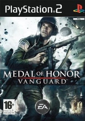Medal Of Honour: Vanguard (PS2)