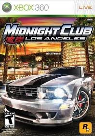 Midnight Club: Los Angeles (Xbox 360)