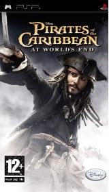 Pirates of the Carribean 3 : At World's End (PsP)