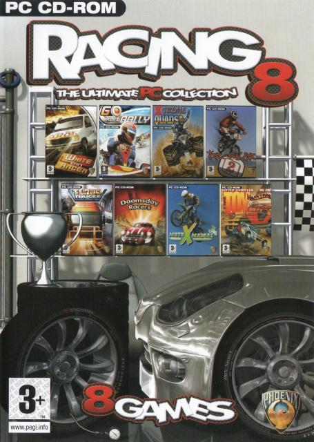 Racing 8 - The Ultimate PC Collection