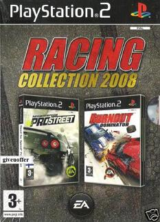 RACING COLLECTION 2008 (PS2)